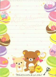 Rilakkuma-Memo-Pad-bears--chick-with-cake-168463-3.jpg 500×694 pixels