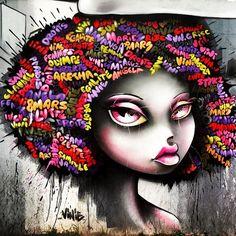 vinie graffiti  @viniegraffiti (à St Ouen)