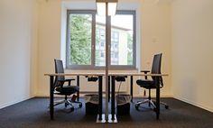 Moderne und komplett neue Büroräume für 2-4 Personen in zentraler Lage. #Büro, #Bürogemeinschaft, #Köln, #Office, #Coworking, #Cologne