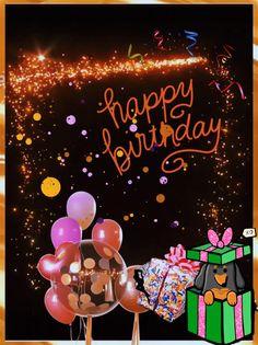 Animated Happy Birthday Wishes, Birthday Wishes Songs, Happy Birthday Greetings Friends, Happy Birthday Wishes Photos, Birthday Wishes Flowers, Happy Birthday Frame, Happy Birthday Celebration, Happy Birthday Video, Happy Birthday Candles