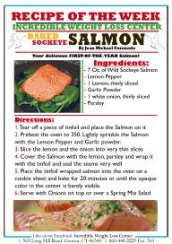 Sockeye salmon, Salmon and Sockeye salmon recipes on Pinterest