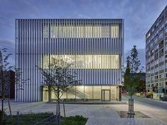 Sporthalle Kepler- und Humboldt-Gymnasium / h4a Architekten