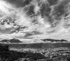 El Avila, Caracas by rbaez, via Flickr