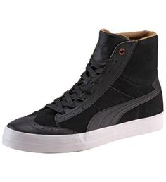 90aa563d053e8f Men s Westdale Suede High Tops  Westdale is the trendiest new vulcanised  trainer for men. The Westdale Suede is inspired by traditional dress shoes  with its ...