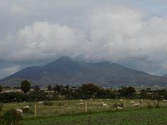 Mountain view in Kilkeel
