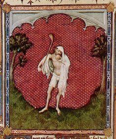 Jacquemart de Hesdin - Berry herceg psalteriuma, 1410 k, Párizs