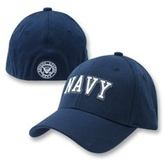 US #NAVY FLEX FIT HAT - Des we will need these!!