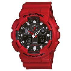 e99c679ab5b Relógio Masculino G-Shock GA-100 - Relógios Masculinos Relógio Esportivo