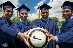 Senior Group Pics - Graduation, Soccer