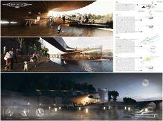 [AC-CA] International Architectural Competition - Concours d'Architecture | [PARIS] River Champagne Bar