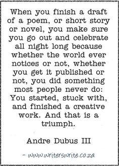 Celebrate your screenwriting!