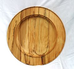 Woodturning | Platters — Conclaris Woodturning