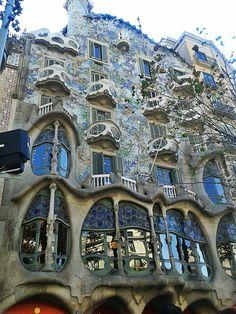 Casa Milla, Barcelona