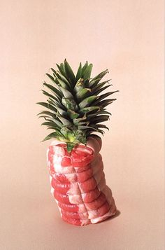 meat ananas...no idea what it is but I am damn sure gonna tie some steak to a pineapple & grill it up STAT