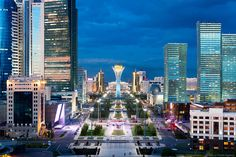 Kazakhstan, Astana today 2015
