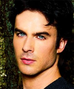 Ian Somerhalder ~ those eyes are so dreamy! I could post this guy all day!!