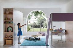 Collezione Soft Camerette per ragazzi sognatori - nidi design