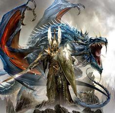 Blogku: Mythology Dragon Part Two
