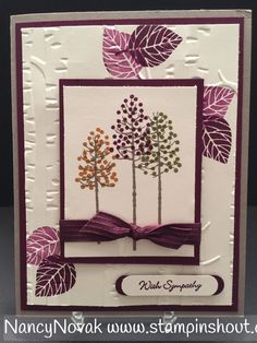 Nancy Novak - Stampin' Up!Demonstrator