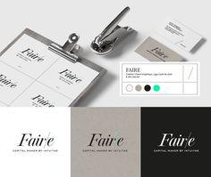 Logo Fair/e by Monkeychoo