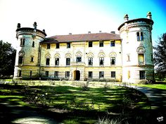 Lovrencina castle #travel #visit #croatia #castle #zagrebcounty #tzzz. Castle, Visit Croatia, Mansions, House Styles, Travel, Mansion Houses, Voyage, Manor Houses, Fancy Houses