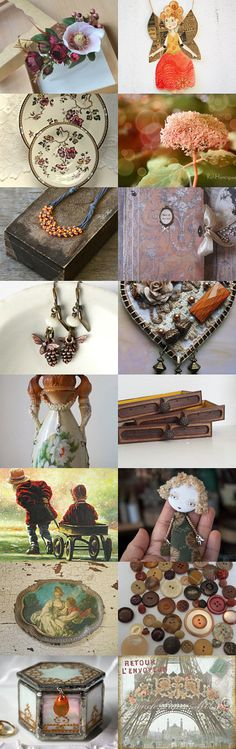 The Best of Fall by FrenchPaperMoon on Etsy--Pinned+with+TreasuryPin.com