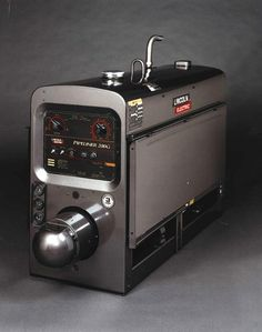 Arc Welder is driven by gasoline engine. - Apr 2002 - The Lincoln Electric Company Pipe Welding, Welding Gear, Welding Shop, Welding Rigs, Welding Equipment, Welding Projects, Welding Trailer, Welding Trucks, Pipeline Welders