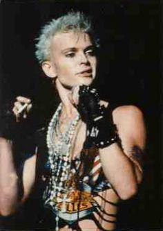 Billy Idol! Rebel Yell!