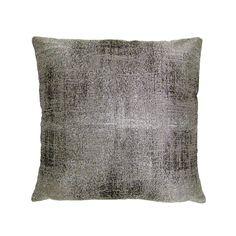 Shabby Chic Blush Pink Grey Cushion Embroidered Cushion Pillow L30cm x W40cm