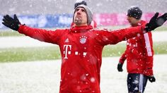 Bayern Munich's Franck Ribery taken to court by ex-agent over unpaid dues #FCBayern Bayern Munich's Franck Ribery taken to court by ex-agent over unpaid dues Berlin: Bayern Munich star Franck Ribery briefly appeared in court in Germany on Tuesday over claims he owes 3.5 million euros ($4.1m) to his ex-agent before the case was adjourned until January. The 34-year-old is contesting claims over unpaid commission from his 2007 transfer from Marseille to Bayern which cost 25 million euros. A…