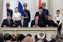 Annexation of Crimea by the Russian Federation - Wikipedia, the free encyclopedia