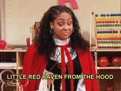 "27 Signs You Are Actually Raven From ""That's So Raven"""