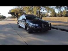 2013 Ford Police Interceptor Review & Test-Drive by The Car Pro