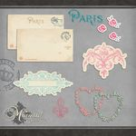 PNG images - 12 PNG Elements in the pack , Notes and Journal Tags to match . All done in 300 DPI . You can also download the matching Background Papers and Elements Get them here - As of 18/10/11 m...
