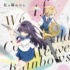 HaruChika: Haruta to Chika wa Seishun Suru OP Single – Niji wo Ametara  ▼ Download: http://singlesanime.net/single/haruchika-haruta-to-chika-wa-seishun-suru-op-single-niji-wo-ametara.html