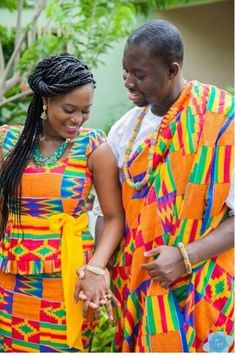 Sweet ghana couple