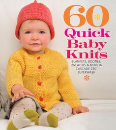 Sixth & Springs Books-60 Quick Baby Knits OK