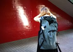 macromauro リュック マクロマウロ リュック Backpack Bags, Carry On, Palm, Backpacks, Life, Women, Fashion, Moda, Hand Luggage