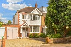Semi-detached house for sale in Grove Park Gardens, Chiswick, London