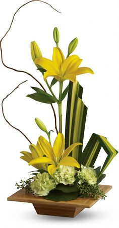 Teleflora's Bamboo Artistry, I think I need to drop hints to my husband for our upcoming anniversary?