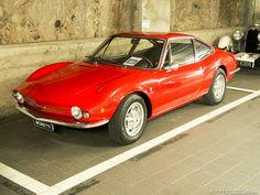 Fiat Moretti 850 Sportiva SS (1968) Concorso d'Eleganza Villa d'Este 2016
