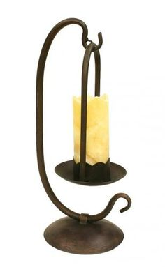 Creative Creations Andranik Iron Single Table Lamp with Stone Shade Chandelier Bougie, Chandeliers, Wrought Iron Decor, Blacksmith Projects, Iron Table, Lassi, Lowes Home Improvements, Light Table, Blacksmithing