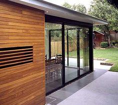 © Neil Choudhury ArchitectsBrick, timber and glass box in south London by Neil Choudhury Architects