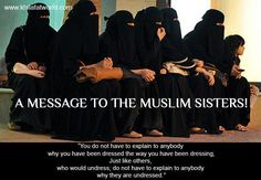 Keep calm and wear niqab :) Hijab Quotes, Muslim Quotes, Islamic Inspirational Quotes, Islamic Quotes, Islamic Teachings, Islamic Art, Inspiring Quotes, Alhamdulillah, Hadith