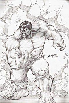 Marvel Avengers, Marvel Comics, Marvel Art, Drawing Superheroes, Marvel Drawings, Cartoon Drawings, Top Superheroes, Comic Art, Comic Books Art
