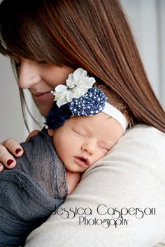 Jessica Casperson Photography, newborn, mother and daughter