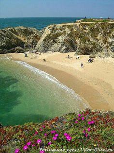 Buizinhos Beach, Portugal.