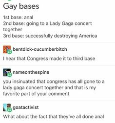 Well i havent known the congress to do anything aside from fucking me over in the ass so idk