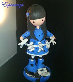 otra muñequita tipo gorjuss