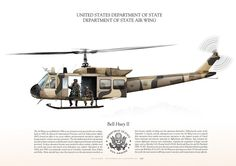 UNITED STATES DEPARTMENT OF STATE DEPARTMENT OF STATE AIR WING Military Helicopter, Military Jets, Military Aircraft, Aircraft Painting, Military Photos, Aircraft Design, Military Equipment, Model Airplanes, Modern Warfare